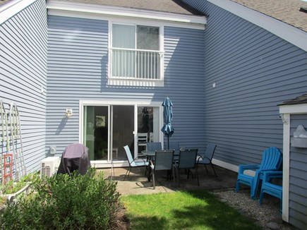 Brewster Cape Cod vacation rental - Exterior, Back