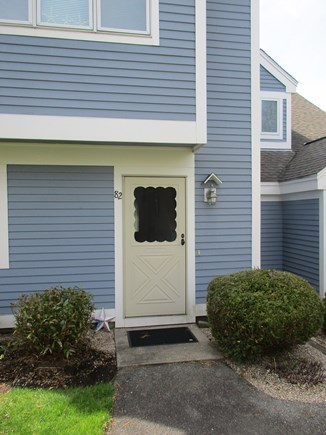 Brewster Cape Cod vacation rental - Entrance