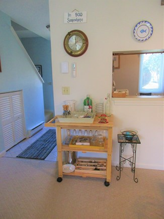Brewster Cape Cod vacation rental - Drink Cart