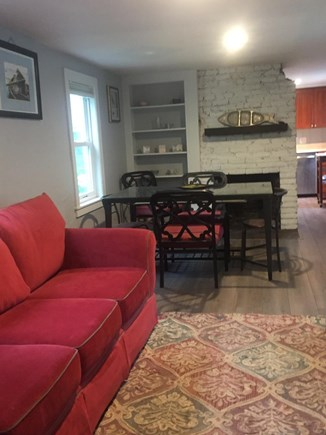 Orleans Cape Cod vacation rental - Living dining