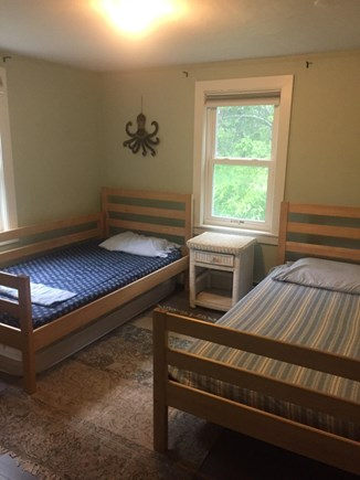 Orleans Cape Cod vacation rental - Twin beds plus additional trundle twin