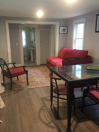 Orleans Cape Cod vacation rental - Seating ,dining , TV ,games