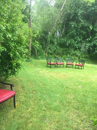 Orleans Cape Cod vacation rental - Side yard