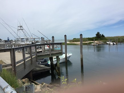 Orleans Cape Cod vacation rental - Rock Harbor ; fishing charters.