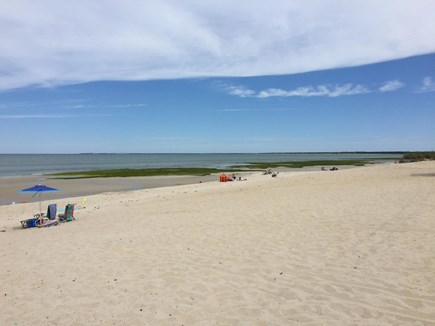 Orleans Cape Cod vacation rental - Skaket Beach .5 miles from property.