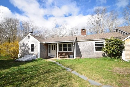 Orleans Cape Cod vacation rental - Spacious entry and front patio