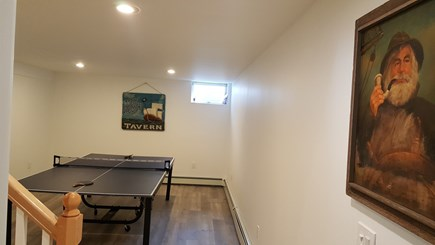 Harwich Cape Cod vacation rental - Ping pong table