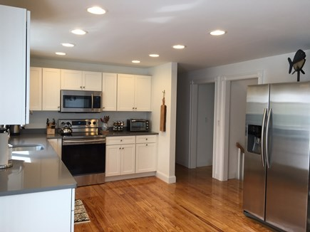 Harwich Cape Cod vacation rental - Large kitchen