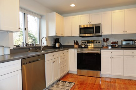 Harwich Cape Cod vacation rental - Large fully equipped kitchen