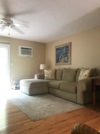 West Falmouth Cape Cod vacation rental - Family Room