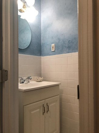 West Falmouth Cape Cod vacation rental - Half Bath