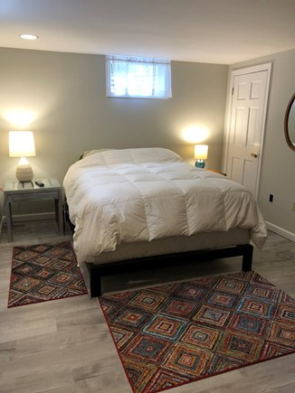 Eastham Cape Cod vacation rental - Light lower level apt/separate entrance, kitchenette, full b/r