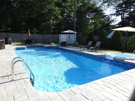 Centerville Centerville vacation rental - New salt water pool waiting for you