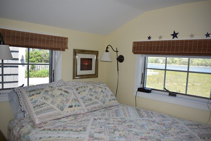 Wellfleet Cape Cod vacation rental - Middle bedroom includes a queen size bed