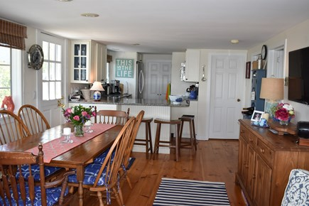 Wellfleet Cape Cod vacation rental - Recently updated kitchen with all new appliances!