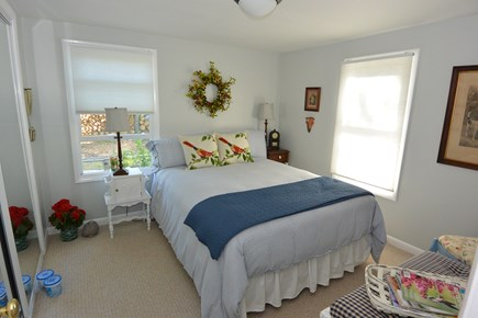 Mashpee, John's Pond Cape Cod vacation rental - Bedroom with Queen Bed