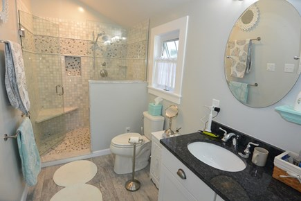 Mashpee, John's Pond Cape Cod vacation rental - Newly remodeled ensuite master bath