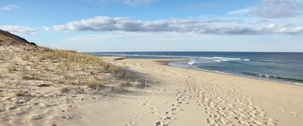 Mashpee, John's Pond Cape Cod vacation rental - South Cape Beach in Mashpee is 7 quick miles from the house