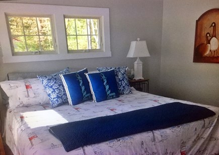 Mashpee, John's Pond Cape Cod vacation rental - Another master bedroom view