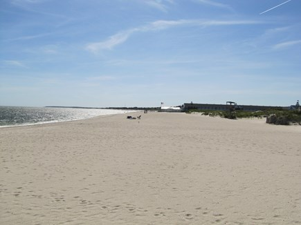 South Yarmouth Cape Cod vacation rental - Smugglers beach