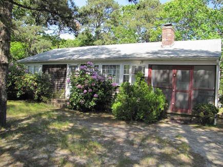 South Yarmouth Cape Cod vacation rental - Exerior front