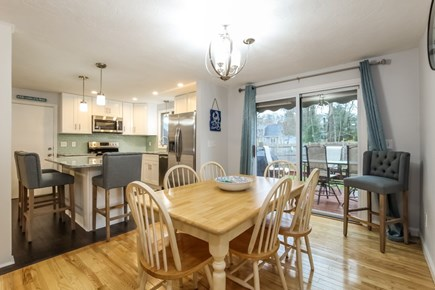 East Falmouth Cape Cod vacation rental - Dining
