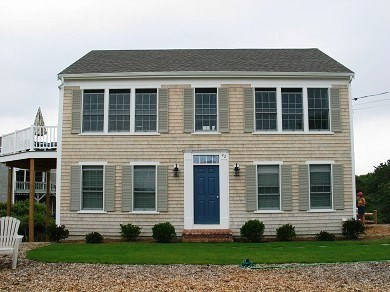 Eastham Cape Cod vacation rental - View of the front of the house