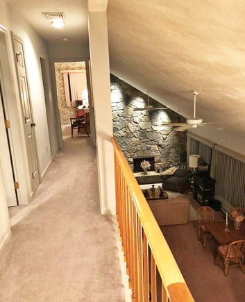 Cotuit, Barnstable Cotuit vacation rental - Upstairs view.