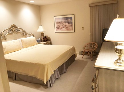 Cotuit, Barnstable Cotuit vacation rental - Upstairs bedroom, king bed.