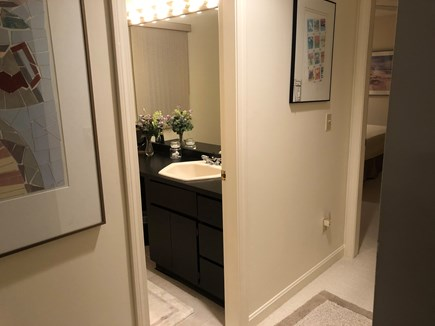 Cotuit, Barnstable Cotuit vacation rental - Downstairs master bath.