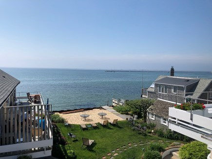 Provincetown Cape Cod vacation rental - Bay Shore #6 is on your left. See the private deck.