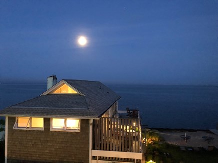 Provincetown Cape Cod vacation rental - Your vacation place and the full moon