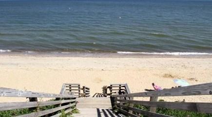 New Seabury, Mashpee New Seabury vacation rental - Stairs to Private Beach- less than 2 minute walk!