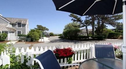 New Seabury, Mashpee New Seabury vacation rental - Front Patio