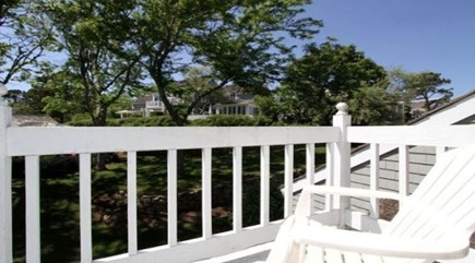 New Seabury, Mashpee New Seabury vacation rental - 2nd Bedroom Terrace