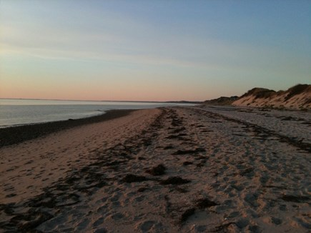 Truro Cape Cod vacation rental - Ryder Beach at Dusk