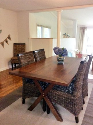 South Dennis Cape Cod vacation rental - Dining for 6