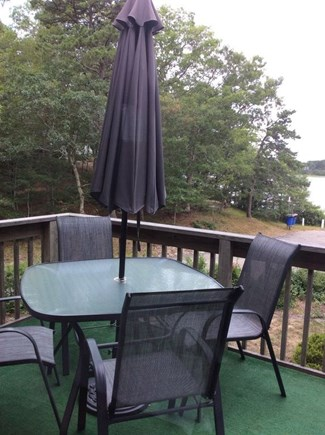 South Dennis Cape Cod vacation rental - Outdoor seating