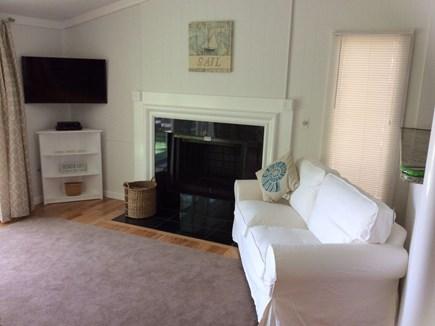 South Dennis Cape Cod vacation rental - Open floor plan