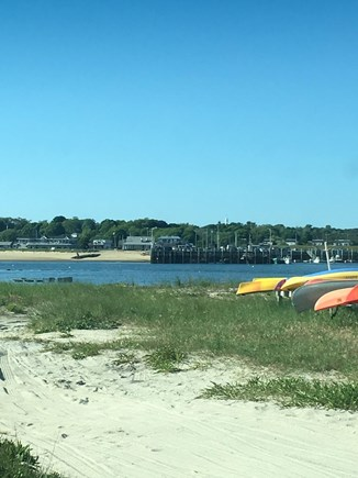 Wellfleet Cape Cod vacation rental - Indian Neck beach on the Bay approximately 2 miles away