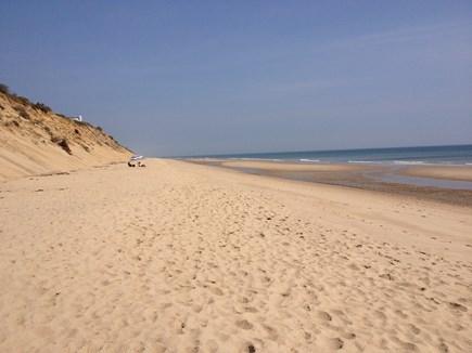 Wellfleet Cape Cod vacation rental - Beautiful Lacount Hollow Ocean beach just 2 miles away