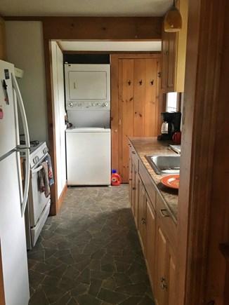Wellfleet Cape Cod vacation rental - Galley kitchen