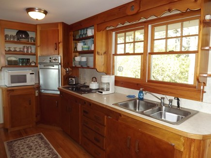 Chatham Cape Cod vacation rental - Galley Kitchen.