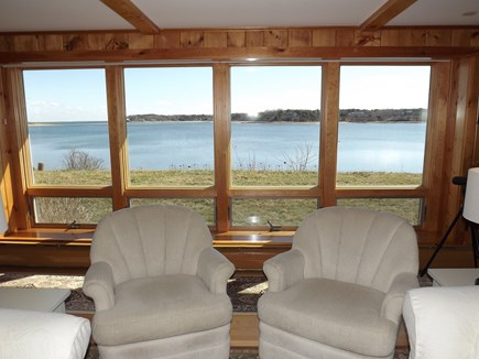 Chatham Cape Cod vacation rental - View from the Living Room.
