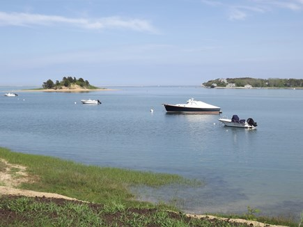 Chatham Cape Cod vacation rental - View of Bassing Harbor and Little Pleasant Bay.