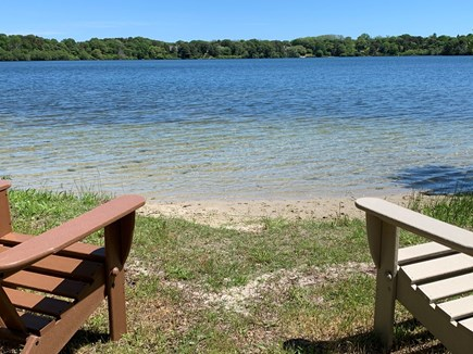 Eastham Cape Cod vacation rental - Family friendly, walk-in access to pristine Herring Pond