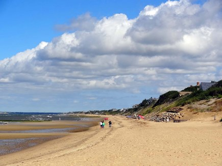 Eastham Cape Cod vacation rental - Iconic First Encounter beach w breathtaking sunsets just 1.8 mi!