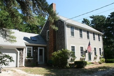Eastham Cape Cod vacation rental - Spacious home for 10 on private lane, near bay + ocean beaches!