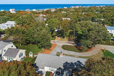 Dennis Cape Cod vacation rental - Aerial