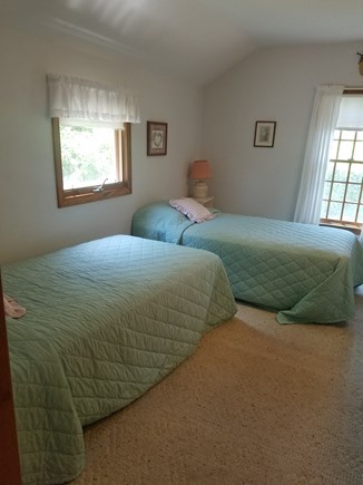 Dennis Cape Cod vacation rental - 1st twin bedroom